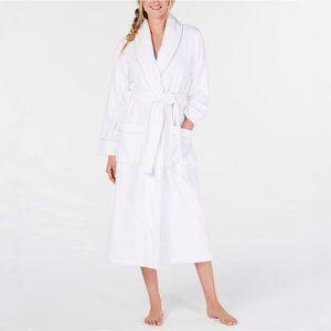 NEW CHARTER CLUB Turkish Cotton Terry Robe #BF3
